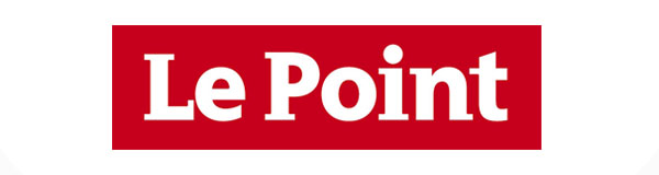 logo journal Le Point